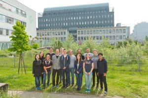 Ludwig Lab Team Members 2016