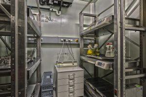 Incubator Room